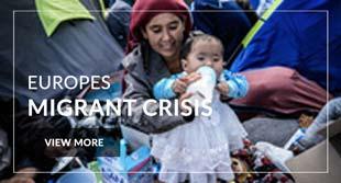 Europe's Migrants Crisis