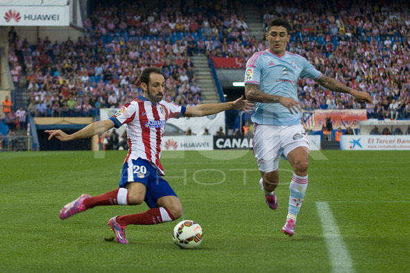 Liga BBVA: Atletico Madrid v Celta