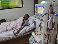 Dialysis Patient In Dhaka