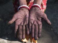Arsenic area contaminated in West Bengal
