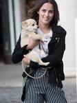 Lucy Watson PETA Ad Campaign Launch, London