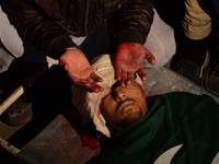 Indian forces killed teenager In Kashmir