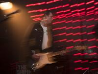 British indie rock band Sisteray perform at Camden Assembly