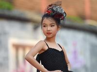 Child Model Show in Fuzhou
