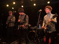 Vida perform live at Water Rats in London