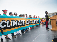 2017 Climate March in Washington