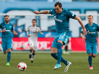Zenit St. Petersburg v Krasnodar - Russian Premier League
