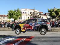 Vodafone Rally de Portugal 2017 - SS8 Braga Street Stage