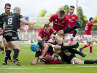 Munster Rugby v Ospreys - Guinness PRO12 Semi-Final