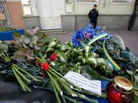 Ukraine mourns for Manchester attack