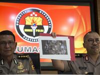 Indonesian Police Press Conference about Bombing Kampung Melayu - Jakarta