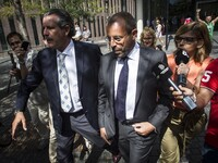 Sandro Rosell, former president of Barca, enters unconditional prison for money laundering