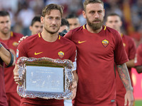 AS Roma v Genoa CFC - Serie A