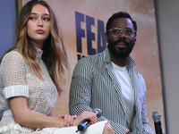 'Fear the Walking Dead' press conference in Mexico City
