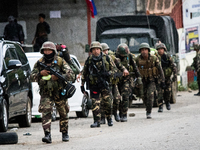 Philippines Battles To Retake City From Islamist Rebels