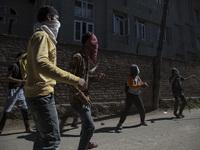 Kashmir Shutdown Against the Killing of a boy