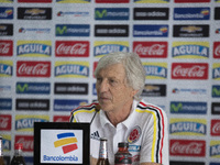 Colombia press conference