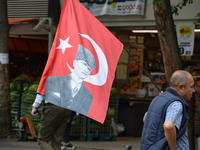 Main Opposition Marches Against Government in Turkey