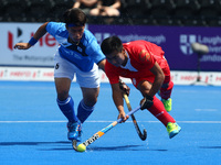 China v Korea - Hockey