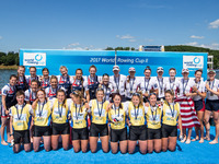 Rowing World Cup Poznan 2017