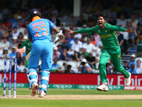 India v Pakistan - Cricket