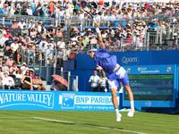 Denis Shapovalov v Edmund - ATP Aegon Championships 2017
