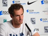 AEGON Championships 2017 - Andy Murray Press Conference