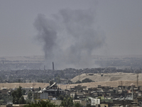 Mosul IS Conflict