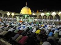 Laylat Al Qadr (Night of Destiny) in Cairo
