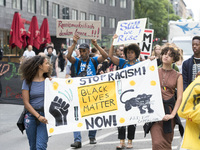 Black Lives Matter Protest in Berlin, Germany