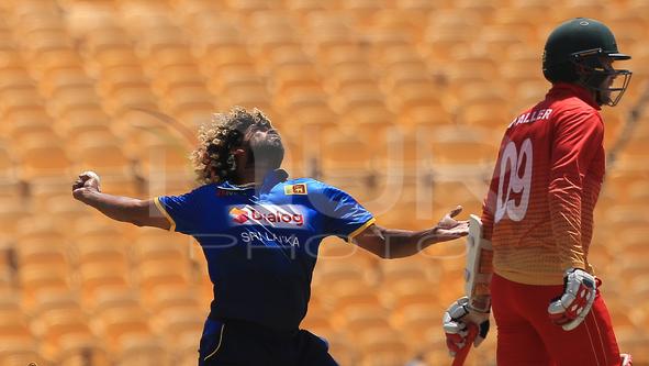 Sri Lanka v Zimbabwe - 3rd ODI cricket match