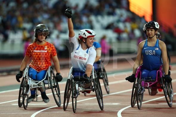 IPC World Para Athletics Championships 2017