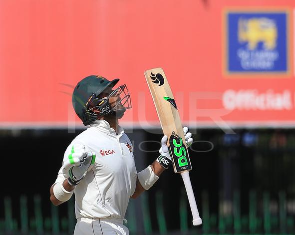 Sri Lanka vs Zimababwe - Test Match 3rd Day