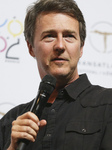 Edward Norton at Transatlantyk Festival in Poland