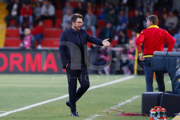 Benevento Calcio v   Roma - Serie A