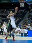 ACB basketball league match Real Madrid vs Joventut