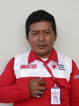 Indonesian Redcross portrait of Air Asia QZ8501