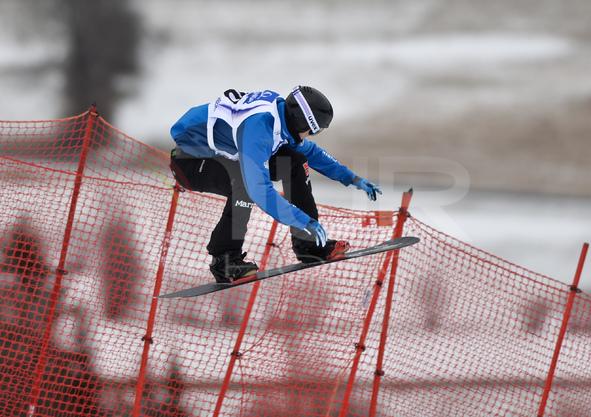 Men's Snowboardcross Qualifications - World Championship - Kreischberg