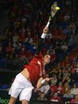 Davis Cup tennis tournament in Vancouver
