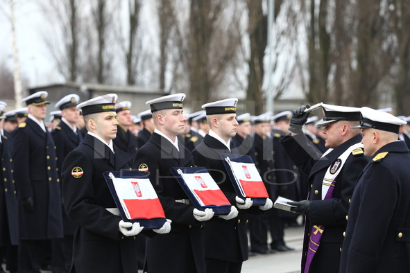 3 new hydrographic motorboats start service in Polish Navy, Gdynia