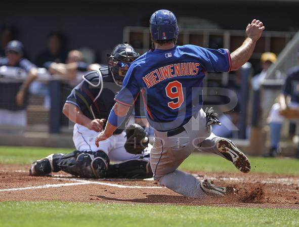 New York Mets at Tampa Bay Rays