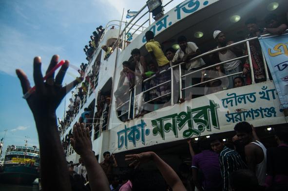 Death Surge : Bangladesh's Capsizing River Ferries