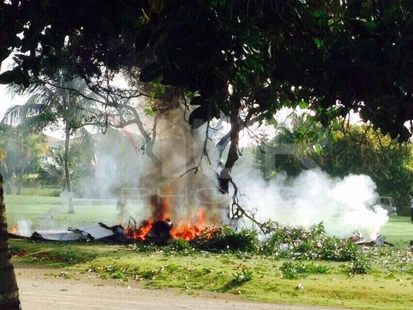 Plane Crash in Punta Cana, Dominican Republic