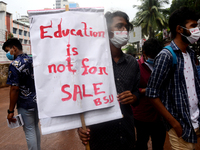 Students Protest In Dhaka