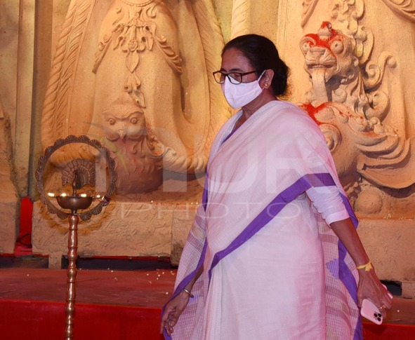 Durga Puja Preparation In Kolkata