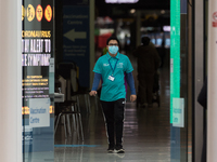 Nightingale Hospital Mass Vaccination Hub Opens In London