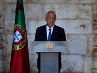 Portuguese President Marcelo Rebelo de Sousa tests positive for COVID-19