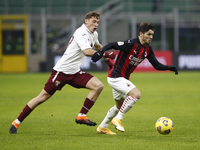 AC Milan v Torino FC - Coppa Italia