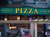 Prince Street Pizza Branch