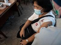 Coronavirus Vaccination In Indonesia